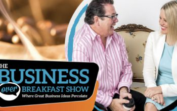 MY INTERVIEW ON THE BUSINESS OVER BREAKFAST SHOW