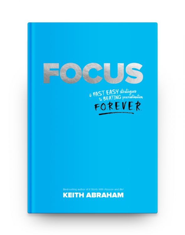 Focus by Keith Abraham