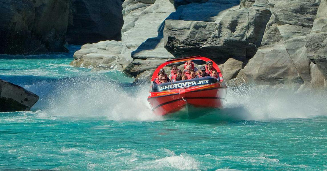 Shotover Jet Queenstown