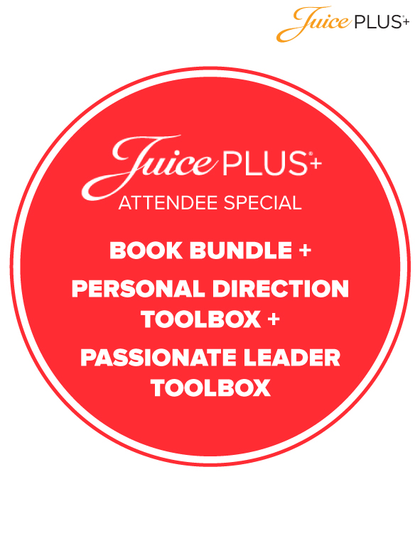 Keith Abraham's Personal Development Products Juice Plus Attendees