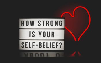 HOW STRONG IS YOUR SELF-BELIEF?
