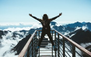 BEING BOLD BEYOND YOUR COMFORT ZONE
