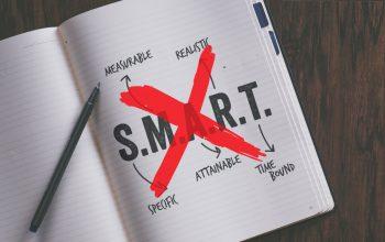 S.M.A.R.T. GOALS DON'T WORK!