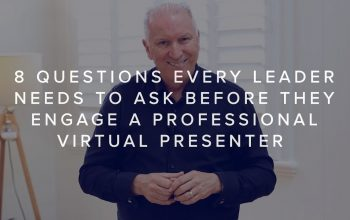 8 QS TO ASK A PROFESSIONAL VIRTUAL SPEAKER