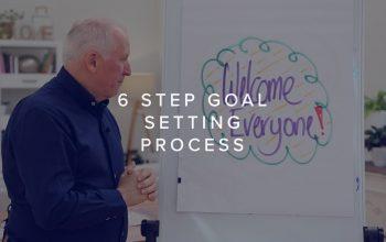 6 STEP GOAL SETTING PROCESS