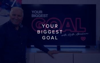 YOUR BIGGEST GOAL