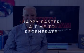 HAPPY EASTER! A TIME TO REGENERATE.