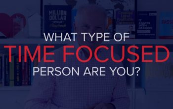 WHAT TYPE OF TIME PERSONALITY ARE YOU?