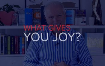 WHAT TOPS UP YOUR JOY TANK DAILY?